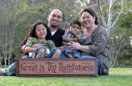 The Barrett Family